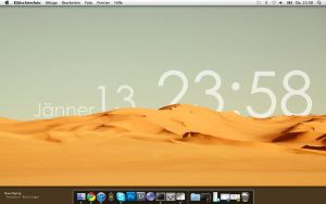 The OSX Desert by sorny