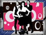Popart Ace of Base by Schei