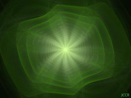 Green Light by jccrfractals