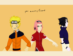 You Are My Friend by wearetheakatsuki