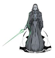 Sith and Jedi no. 3: Kreia the Gray by Dragonbaze