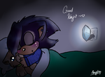 Bed time... by JurieWolfie