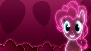 Pinkie Pie Wallpaper by AllicornUK