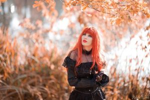 FlyLeaf Autumn by VMPSelene