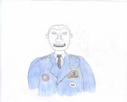 General Ralph Ebarhart.. by Darthbane2007