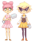 animal crossing pixels by soudas