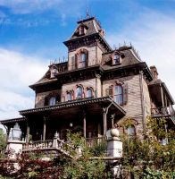 Haunted Mansion by iKink-Stock