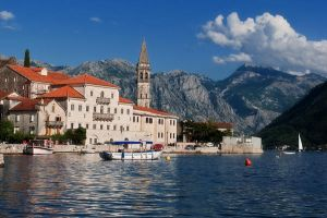 Perast, Montenegro by psdlights
