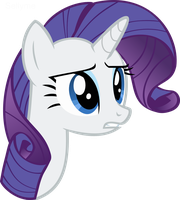 Rarity Vector by sellyme