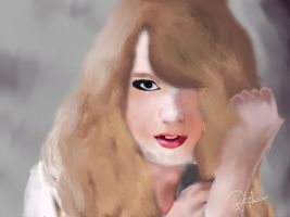 Taylor Swift by yaduckieeeee