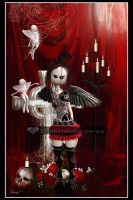 Gothic Bonga angel 09-10 by Drakenborg