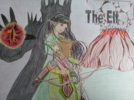 The Elf (a hobbit Fanmade) by Jenssiej