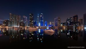 Boat Parking by VerticalDubai