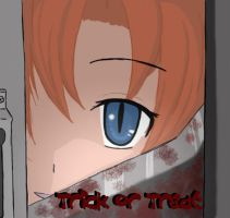 Trick or Treat... by Amerne
