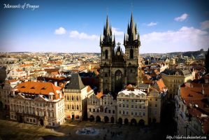 Moments of Prague IV by vlad-m