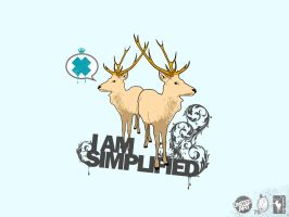 i am simplified  - 1600x1200 by goergen