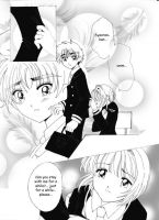 CCS Doujinshi:First Kiss Page7 by barbypornea