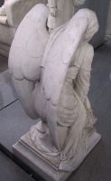 Rossville Cemetery Statue 14 by Falln-Stock