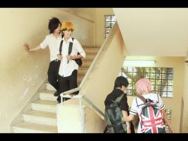 ~Gakuen~ Let's home together by c4cosplaygroup