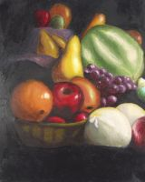 Fruit Table by Inaaca