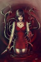 Queen of Hearts by Keid