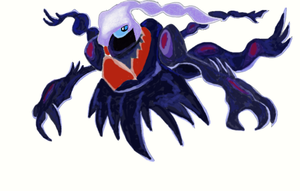 Darkrai by vivgxojo