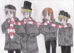 Baltics and Beatles by MrFrequentFlyerDent