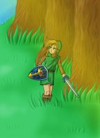 A Link To the Past by Innocent-Jay