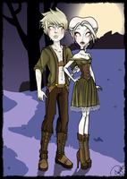 Hansel and Gretel Bloodstone by Amythest621