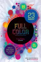 Full Color Flyer by styleWish