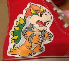 Bowser shoe by Wilson250380