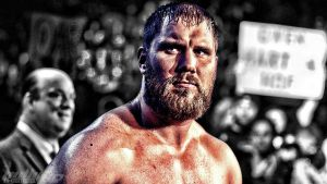 Curtis Axel by themesbullyhd