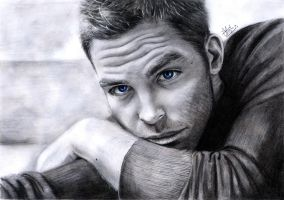 Chris Pine by tll-bam