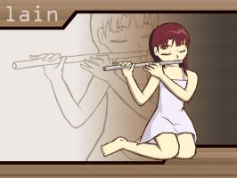 Let's all love Lain by NightingaleRB