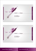 My New Business Card by 475