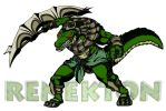 Renekton colored by ShinFox