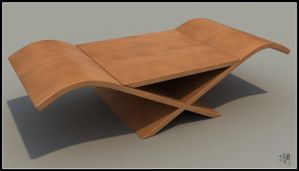 Sylvain Klein's Virix table by Th3-ProphetMan