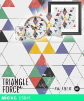 Triangle Force by Nickovatus