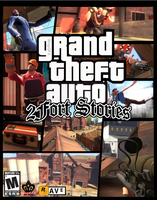 Grand Theft Auto-2Fort Stories by MindWav3