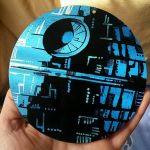 Death Star (la Morte Nera) by shomermamillailah