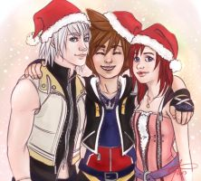 Sorikai Christmas by MelodicMadness