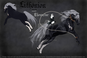 Lithonion and Thorontur by ElizaDaisy
