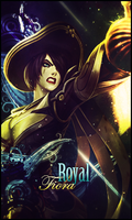Royal Fiora by Khirono