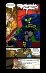 Rumble in Dororai page 3! by bogmonster