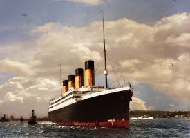 Hello to New York by RMS-OLYMPIC