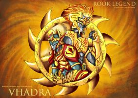 CR : Vhadra and Rook Legend by Rud-K