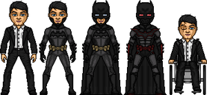 Bruce Wayne- The Batman of Earth Two by ElephantscagedDC