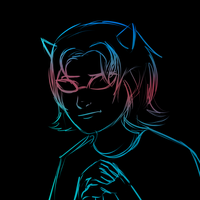 Terezi by Hedawn