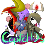 Capital D's by DarkDragonRoar