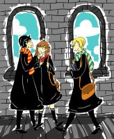 HP: Hogwarts Next Gen by stupit-apit